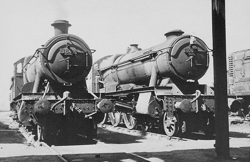3842 & 1000  Westbury  1965