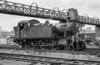 Jun 1964: Old Westbury engine 5508 is coming onto the shed at Southall