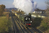 10th Dec 05:  34067 Tangmere, 1Z82, VSOE Christmas luncheon Excursion.  Chertsey
