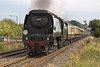 28th Sep 05::  34067 Tangmere, 1Z82, VSOE Victoria - Bristol    Theale
