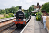 17th June 09: 952 runs round at Kingscote