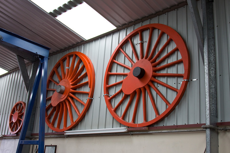 17th June 09:  Wheel Patterns