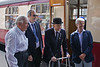 17th June 09: The first chairman was Bernard Holden, still going strong at 101 !