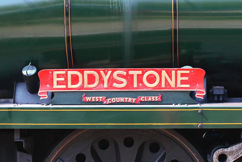 15th Apr 07:  34028 Eddystone