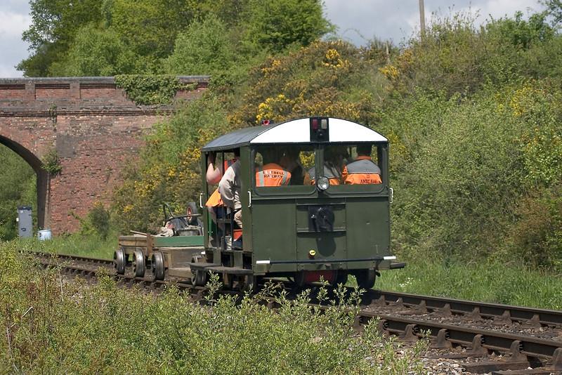 1st Feb 05:  Wickham Trolley