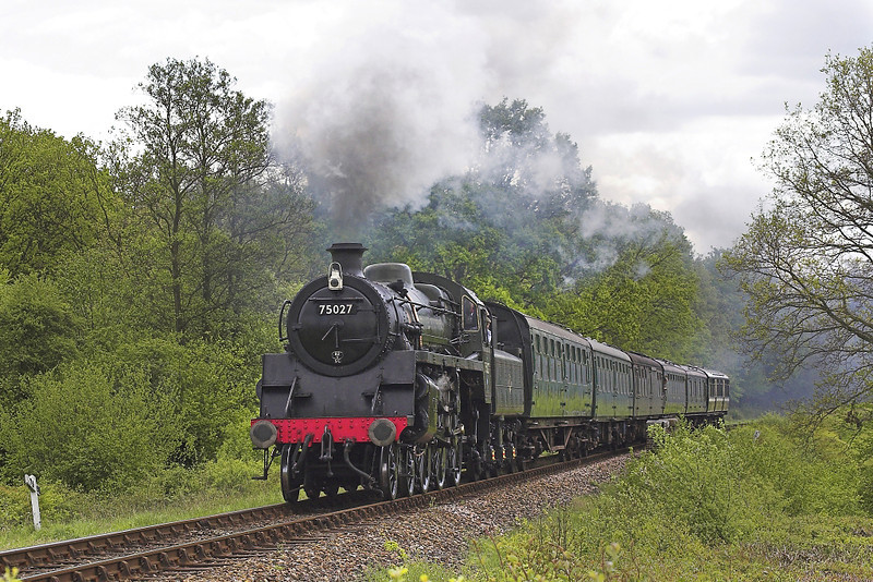 1st Feb 05:  75027 at the Water Works