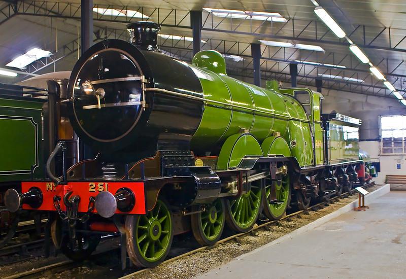 30th Sep 06: Great Northen Railway Ivatt Class C1 of 1902. No. 251