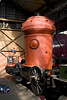 15th Mar 08:  The Railmotor bogie and and vertical boiler