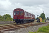 28th May 10:  Leaving Didcot Halt on the first day of opperation is Railmotor 93