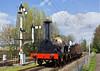 13th Apr 09:  Broad gauge 2-2-2 'Fire Fly'