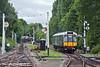 28th May 10:  Chiltern Railways restored Bubble Car 121034 works the Brancj Line shuttle service