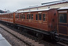23rd Mar 13:  Built in 1881 by the LBSCR in Bighton coach 661 seats 6 in First Class comfort