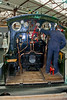 16th Aug 08:  The cab of Dean Goods 2516