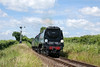 30th Jun 13:  34007 on the climb between Arlesford and Ropley