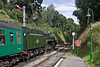 29th Aug 11:  73096 departs from Medstead & Four Marks for Alton