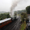 34053 Sir Keith Park Southern Railway ST Battle of Britain Class - Severn Valley Railway (September 2012)