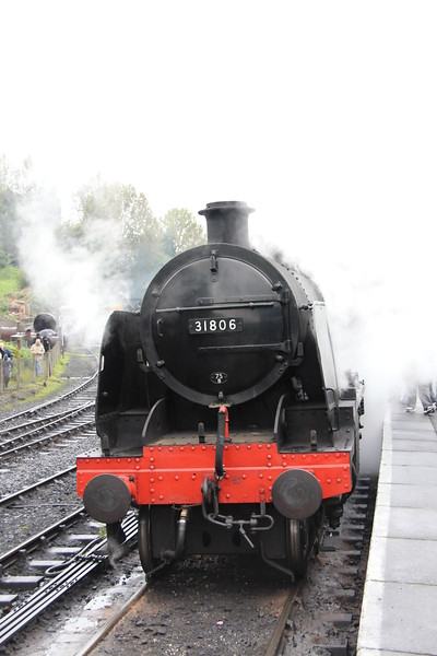 31806 Southern Railway SR U Class - Severn Valley Railway (September 2012)