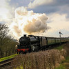 45379 LMS Black 5 - Mid Hants (Watercress Line) Spring Gala (February 2016)