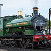813 GWR Saddle Tank - Severn Valley Railway (September 2017)