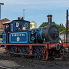 323 Bluebell - South Eastern & Chatham Railway SE&CR P Class - Severn Valley Railway (September 2017)