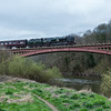 34027 Taw Valley - Southern Railway SR West Country - Severn Valley Railway (March 2017)