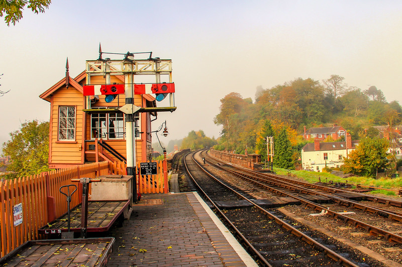 Severn Valley Railway (October 2012)
