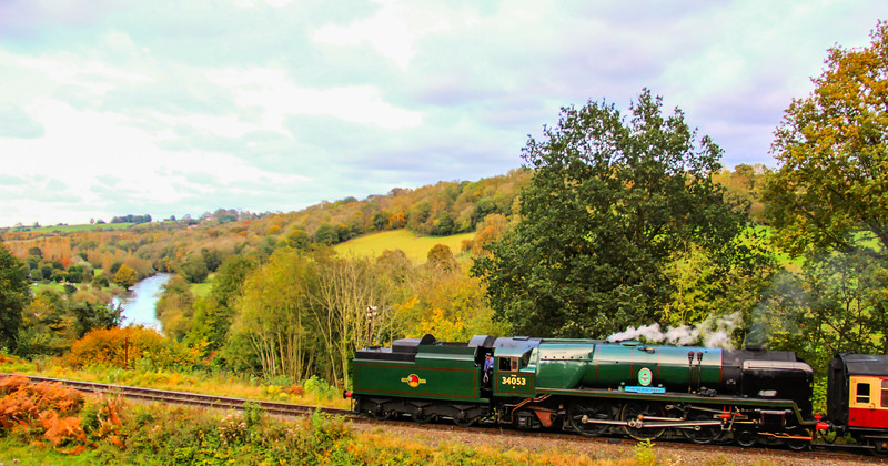 Severn Valley Railway (October 2012)