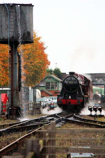 Great Central Railway (October 2012)