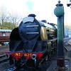 825 SR S15 Class - North Yorkshire Railway (November 2012)
