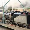 Romney Hyth & Dymchurch Railway - Kent (January 2016)
