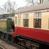 473 SR E4 Class -The Bluebell Railway (February 2016)