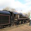 73082 BR Standard Class 5 -The Bluebell Railway (February 2016)