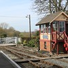 Tenterton Station - Kent & East Sussex Railway (March 2016)