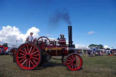 Agricultural engine