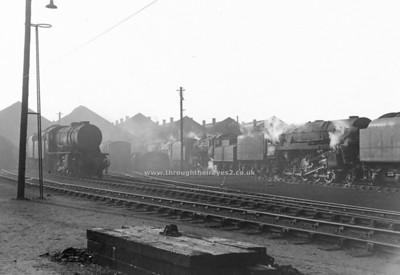 Steam/Diesel locos in Works