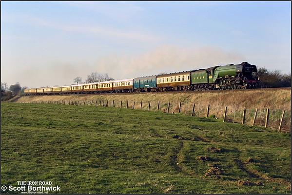 Steam Locomotives: All Images