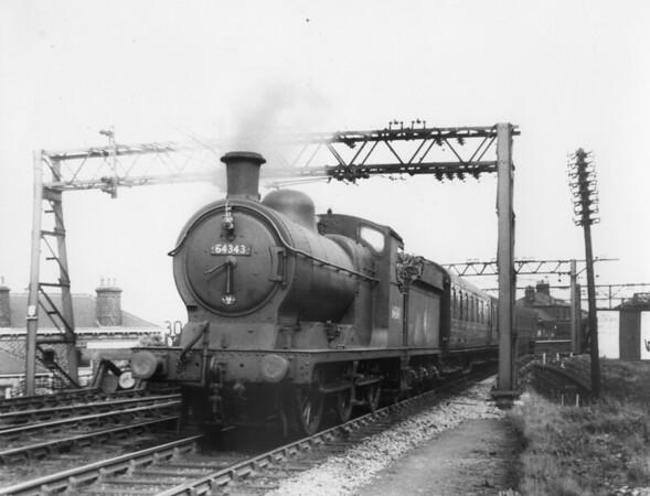 64343 Penistone Robinson J11 (GCR Class 9J) 0-6-0