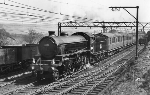61150 near Hazlehead  April 16954 Thompson B1