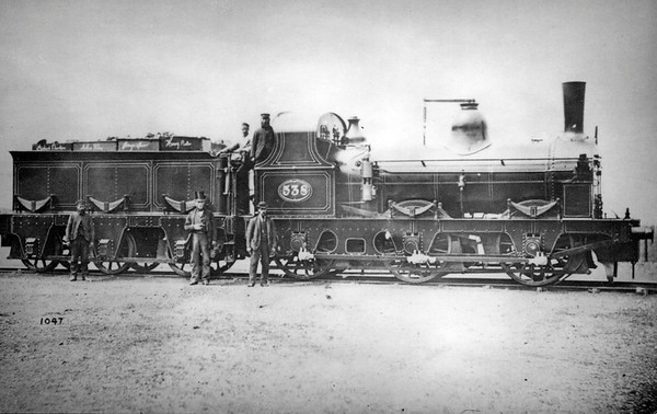 img232- 538 N.E.R. class 13 class 0-6-0 Locomotives