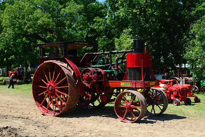 Sycamore, Illinois Steam Show - 2011