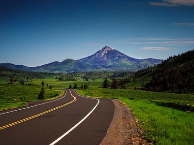 Hahans Peak