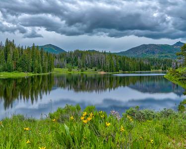 Hahns Peak Lake, Craig, Colorado