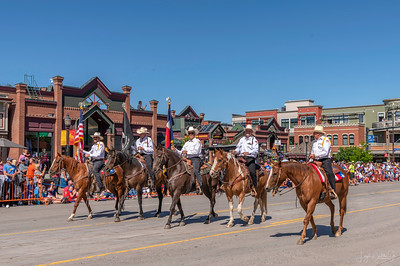 Fourth of July Parade - Steamboat Springs