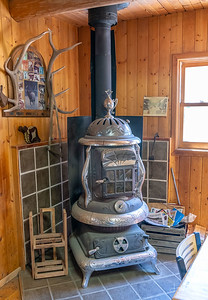 Inside the Clark Store was this old wood stove. Within it's warm influence, it has hosted ranchers, hunters, skiers, hikers, bikers and lots of tourists!  If only it could talk...............!