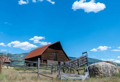 The Moore Barn, Steamboat Springs, Colorado