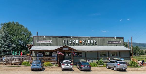 Famous Clark Store in Clark, Colorado