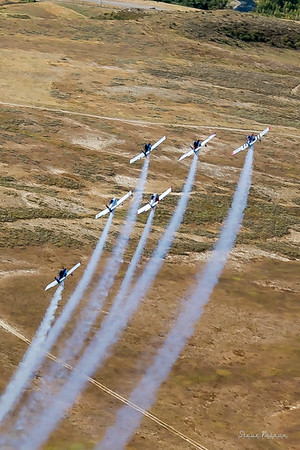 Steamboat Springs Wild West Air Fest, 2016