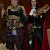 Steampunk and Little Red Riding Hood