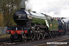 071111-012     Gresley V2 2-6-2 no 4771 Green Arrow. This was the doyen of the class and was built at Doncaster, being released to traffic in June 1936.