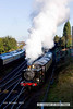 121006-004     GWR 9400 class 0-6-0PT no. 9466, seen shunting the stock for the 09.15 Loughborough - Rothley.